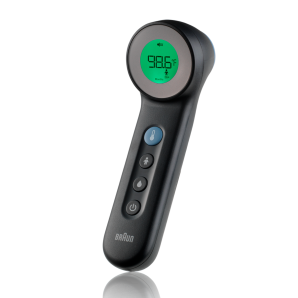 3-in-1 No Touch Thermometer