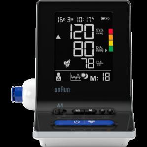 Braun ExactFit 3 Blood Pressure Monitor