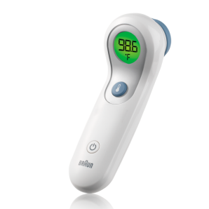No Touch + Forehead Thermometer