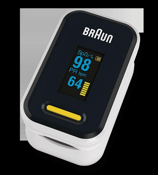 Braun pulse oximeter