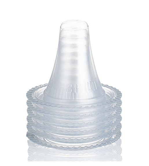 Braun disposable lens filters